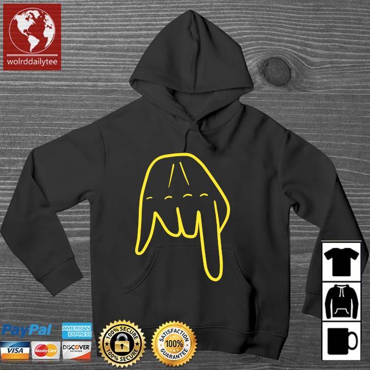 Horns Down SD Shirt Wolrddailytee hoodie den