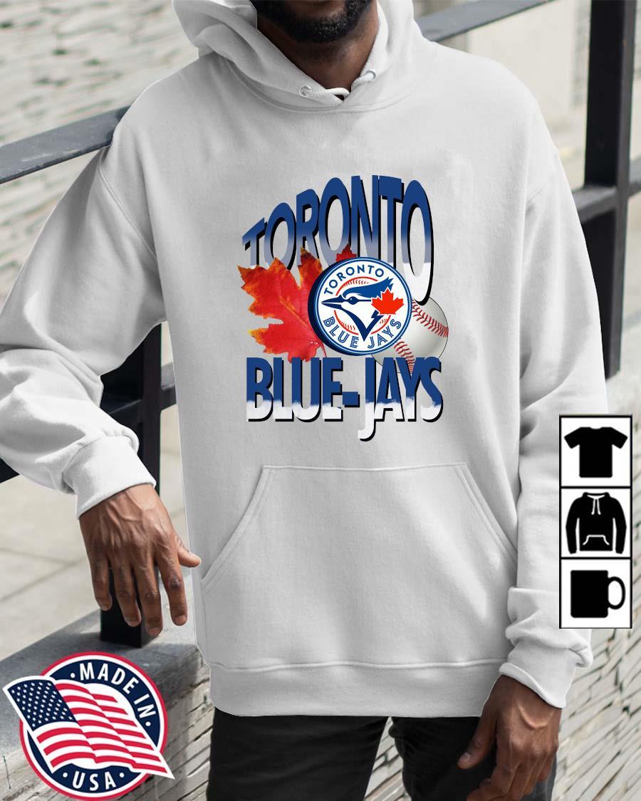 Toronto Blue Jays 2021 Baseball Shirt Wolrddailytee hoodie trang