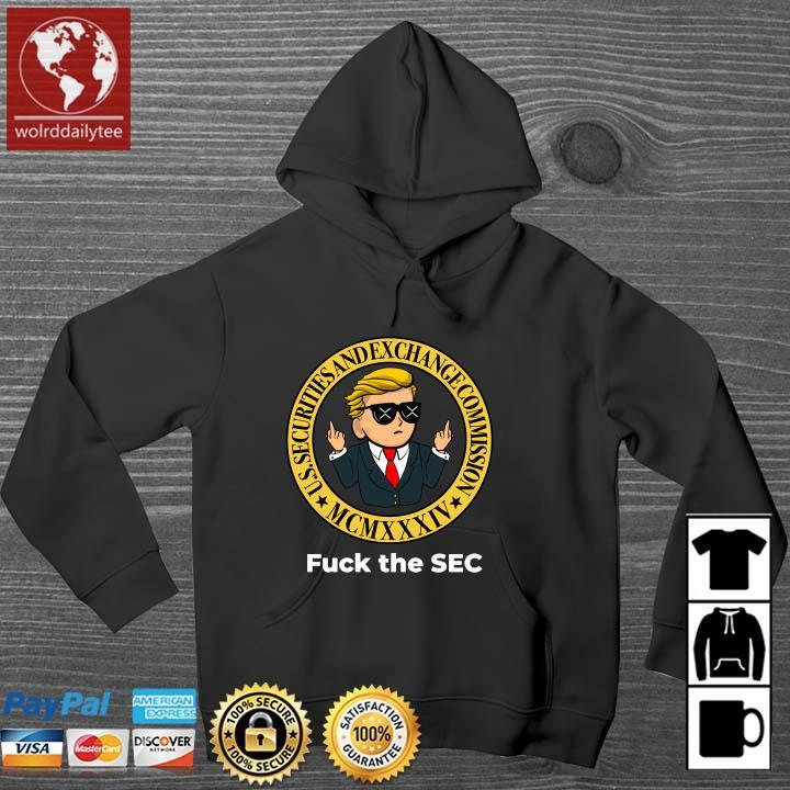 Wall Street Fuck The Sec Shirt Wolrddailytee hoodie den